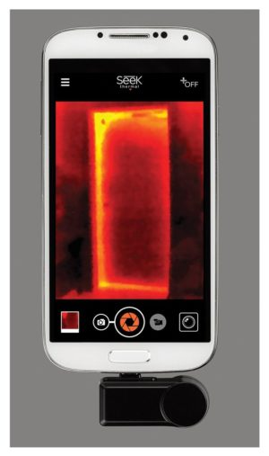 Seek Thermal Compact (iPhone 用)